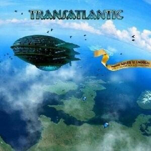 Transatlantic-More-Never-Is-Enough-4-CD-DVD-ROCK-NUOVO