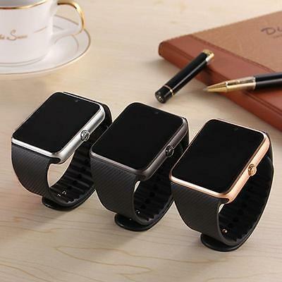 GT08 Bluetooth Smart Wrist Watch Touch Screen Phone Mate For Android iPhone IOS
