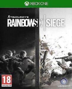 Tom-Clancy-039-s-Rainbow-Six-Siege-Xbox-One-MINT-SUPER-FAST-DELIVERY