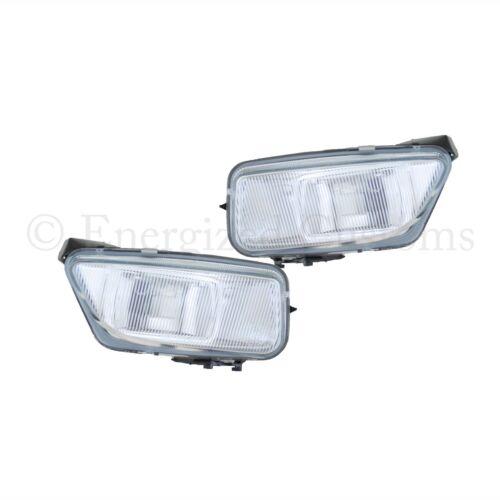 CITROEN SAXO 10/1999-2003 FRONT FOG LIGHT LAMPS 1 PAIR O/S & N/S