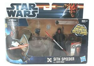 Hasbro-Star-Wars-2012-Sith-Speeder-With-Darth-Maul-Figure-1032U