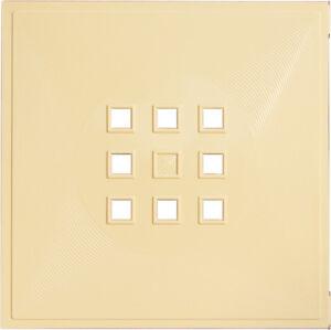 4er set t r einsatz ikea regal mit expedit kallax w rfel flexi raumteiler beige ebay. Black Bedroom Furniture Sets. Home Design Ideas