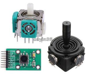 JH-D202X-R2 5K 10K Joystick Potentiometer 3D Analog 3 pin Joystick for PS4 UK