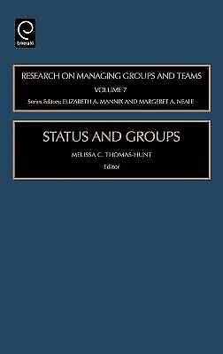 Status and Groups by Neale