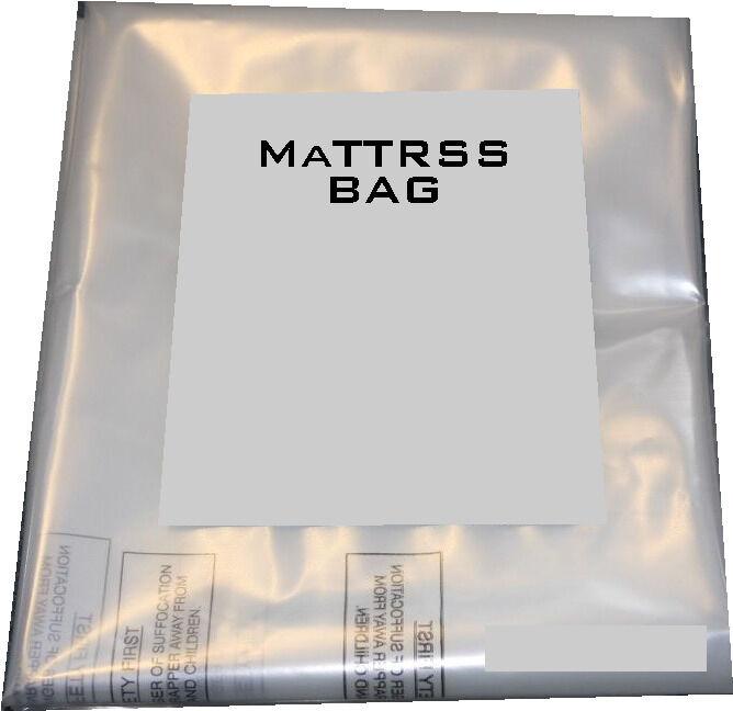 5 x 5ft plastica polietilene Materasso Storage Bag per per per matresses, Copertura Foglio ecc. 681cbb