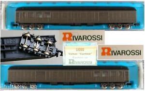 Rivarossi 9699 Ovp Scala-n, autocar postal sans lettre