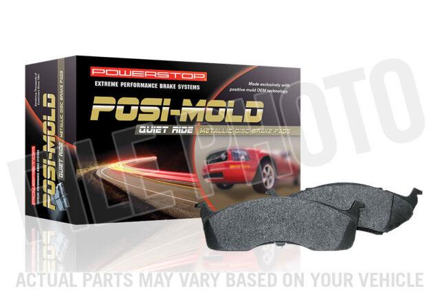 Power Stop PM18-601 Posi-Mold Metallic Brake Pad