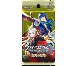 FREE SHIPPING! (1pack) Fire Emblem Cipher TCG Booster Pack B19 覇天の聖焔 (10 Cards)