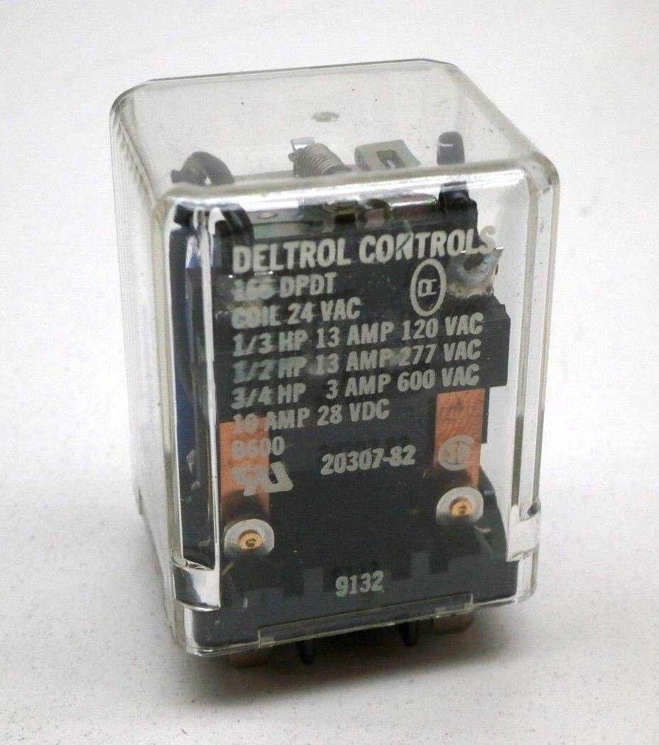 NEW IN BOX DELTROL CORP 20307-82 2030782