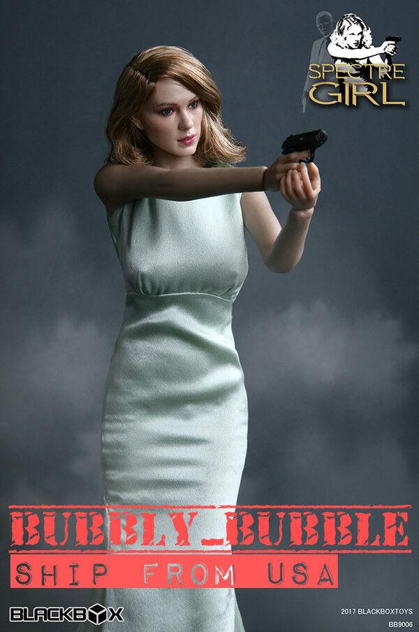 1/6 Léa Seydoux head sculpt Costume SWANN Spectre James Bond For PHICEN Body USA