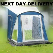 Item 1 New Blue 2018 Sunncamp Swift 260 Deluxe Caravan Porch Awning Rear Upright Pads