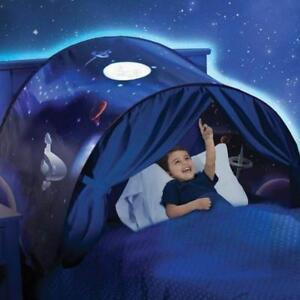 Details about SENSORY BEDROOM SOLAR ROCKET BED POD AUTISM ASPERGES  RELAXATION