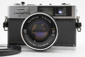 [Near MINT] OLYMPUS 35 DC 35mm Rangefinder Camera / 40mm f/1.7 From Japan