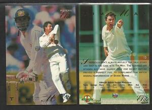 TIM-MAY-1995-FUTERA-CRICKET-ASHES-ELITE-CARD-No-13