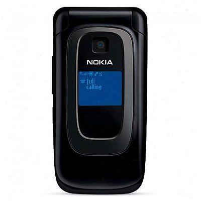 Nokia 6085 - Black (Unlocked) Cellular Phone ATT T-MOBILE PHONE