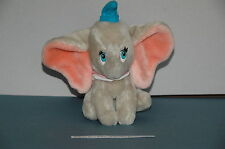 "Disney Vintage Dumbo 10"" Elephant Plush Sri Lanka Disneyland  3 + Boys & Girls"