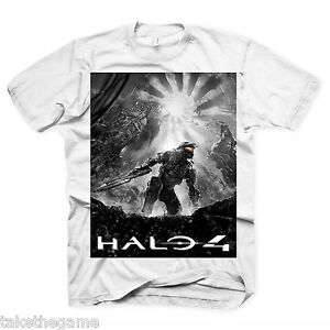 Official-Licensed-HALO-4-SAVIOR-WHITE-T-SHIRT-X-LARGE-BNIP