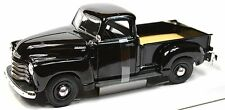 CHEVROLET 3100 PICKUP TRUCK 1950 NEW 31952 1:25 MAISTO DIECAST MODEL BLACK