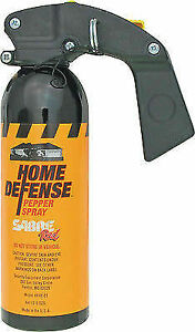 Security Equipment Sabre Red Home Defense Pepper Spray With 25 Foot Range Md Fhp01