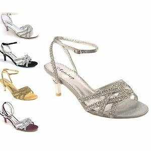 WOMENS-EVENING-PARTY-DIAMANTE-WEDDING-BRIDAL-SANDALS-SHOES-BRIDESMAIDS-UK-F-444
