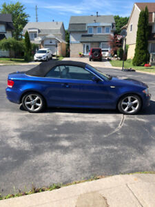 bmw 128i convertible automatic 2009