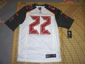 lowest price 75123 5861f Details about MENS SMALL NIKE/NFL TAMPA BAY BUCCANEERS DOUG MARTIN #22  JERSEY - NWT