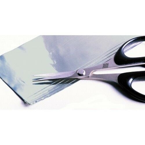 Adhesive lead foil for fly tying or a range of other uses in crafting