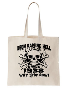 Image Is Loading Tote Bag Shopper Birthday Gift 1938 80th