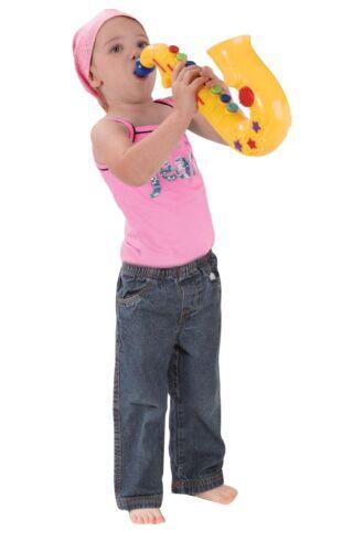 Musik & Instrumente WinFun Kinder Saxophon Saxofon Spielzeug mit Soundeffekten Tröte Instrument