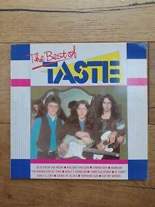 Taste-The-Best-Of-Taste-Polydor-HO17-Vinyl-LP-Compilation