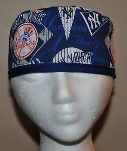 "Surgical Scrub Cap ""NY Yankees"""
