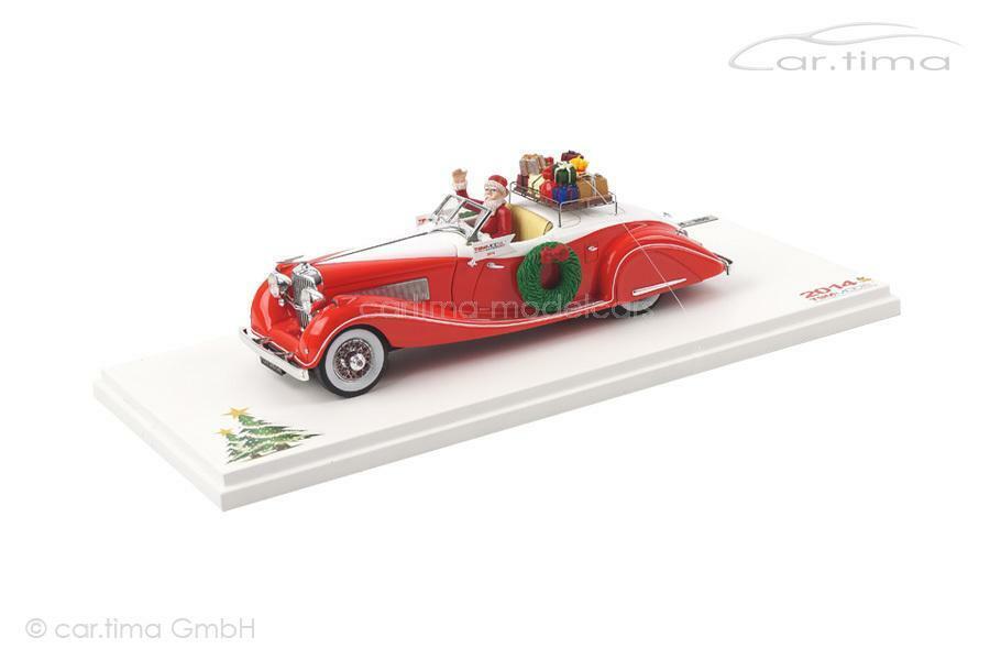 Duesenberg SJ Speedster-Christmas Edition 2014-TSM MODEL - 1 43