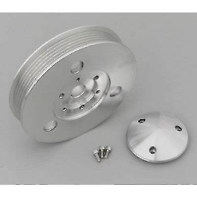 March Performance 619 Aluminum GM Type 2 Power Steering Serpentine Pulley