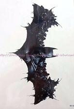 "US SELLER-3D Batman 8.25"" large temporary arm tattoo Beauty Makeup"