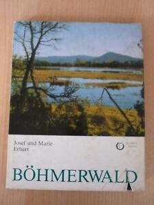 Erhart-Josef-und-Marie-Boehmerwald-Bildband-Olympia-Verlag-1974-5-sprachig