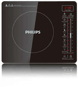 PHILIPS 2100W Premium Collection Induction Cooker Ultra Thin