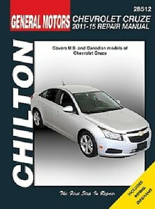Repair Manual fits 2011-2015 Chevrolet Cruze  HAYNES