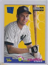 1995 Upper Deck Collectors Choice Se Derek Jeter New York Yankees 2 Baseball Card