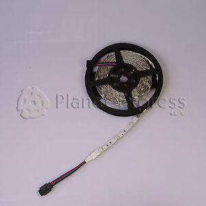Tira-Flexible-150-Led-SMD-5050-5m-RGB-Mando-Controlador-IP20-casa-barco