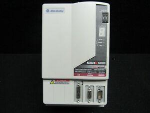 Allen-bradley-2094-AC09-M02-S-Alimentation-Electrique-Servo-Cle-avant-Cassee