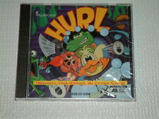 HURL 1995 Dos CD-ROM PC Computer Video Game - SEALED