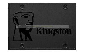 Kingston SSD 240GB A400 SATAIII 500MB/s R 350MB/s W Unidad estado sólido ct ES