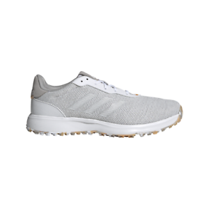 adidas SG2 Spikeless Golf Shoes (Grey Three/White - UK 7.5)