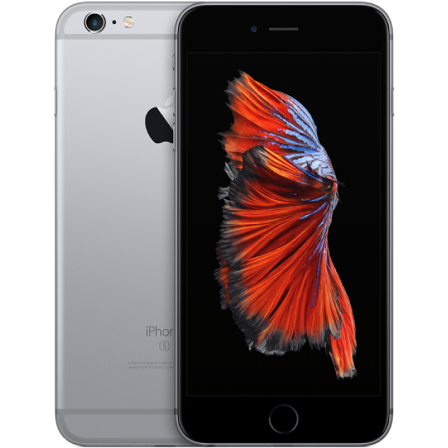 iPhone: IPHONE 6S RICONDIZIONATO 32GB GRADO A/B NERO ORIGINALE APPLE