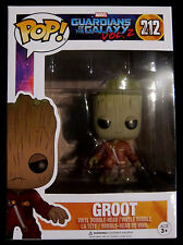 GUARDIANS OF THE GALAXY Young Groot (Angry Baby / Suited) Funko Pop! - Limited