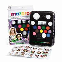 Snazaroo Ultimate Party Pack Face Painting Kit 21 Pc,