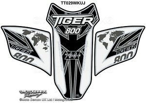 For Triumph Tiger 800 2010-2017 Fuel Tank Protector Tank Pad Protector
