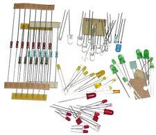 Led Krativ Set Various Leds Resistors Anschluplne Instructions S699