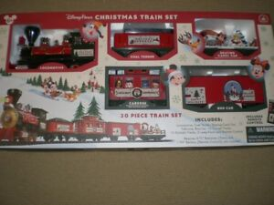 image is loading new disney parks 2016 christmas train set 30 - Disney Christmas Train
