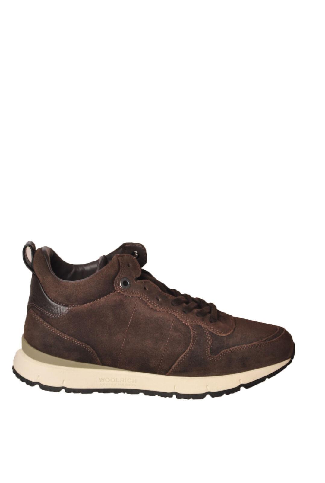 Woolrich - chaussures-chaussures - hommes - marron - 4427513H191951